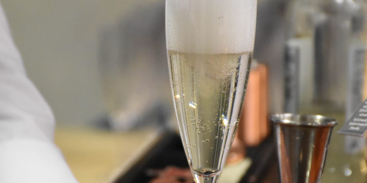 Crack open some bubbly…we're celebrating!!
